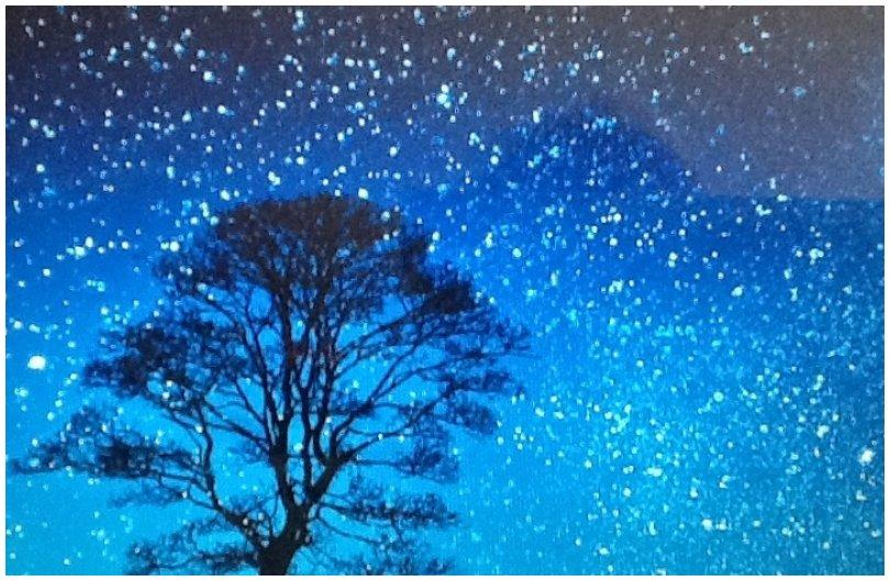 Gedicht Der Sternenhimmel Ist So Schön Natur